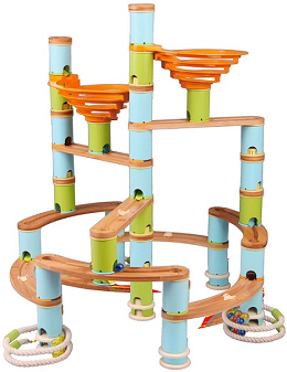 bamboo marble run titcombs bookshop