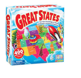 great states game titcombs bookshop