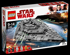 lego first order star destroyer titcombs bookshop