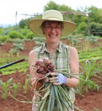 "Marta McDowell ""Emily Dickinson's Gardening Life"" Titcomb's Bookshop October 6"