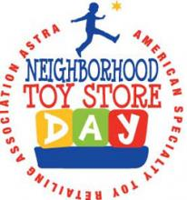 Neighborhood Toy Store Day Titcomb's Bookshop November 14: 11am-3pm