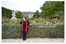 "Jamie Cat Callan ""Parisian Charm School"" Titcomb's August 7 at 3pm"
