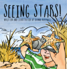 Seeing Stars by Donna Rockwell Titcomb's Bookshop May 27 at 2pm