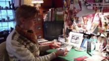 Andrea Wisnewski Titcomb's Bookshop August 17 3pm David Godine
