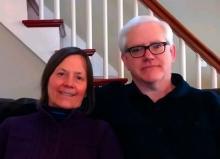 "Dan and Leslie Landrigan ""Bar Harbor Babylon"" Titcomb's Bookshop May 18 at 2pm"