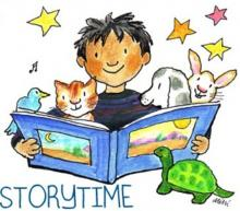 Story Time Titcomb's Bookshop Wednesdays July & August at 9:30-10:00am