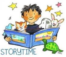 story time for ages 3-6 Titcomb's Bookshop July 11, 25, August 15 9:30am